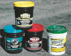 Driveway sealants for your asphalt driveway driveway sealer cans solutioingenieria Choice Image