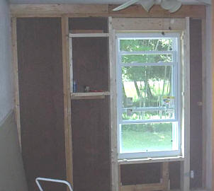 Thicken your walls to 6 to increase energy savings by for Door jamb size for 2x6 walls