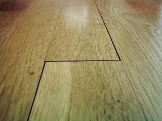 Fillers On Wood Floors