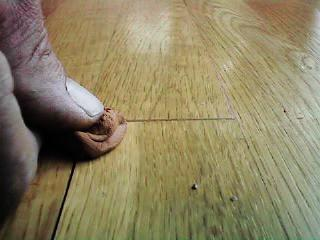 How To Choose And Use Fillers On Wood Floors