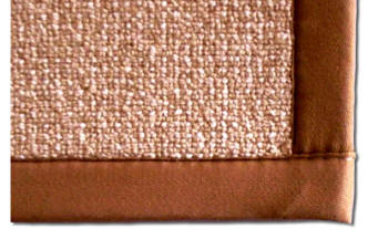 Carpet Binding Turning Carpet Remnants Into Useful Area
