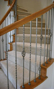 Iron Balusters Some Websites Offer Virtual Staircase Builders, Such As  Indital USA. If You Go To The Physical Showroom Of A Local Stair Builder Or  Some ...
