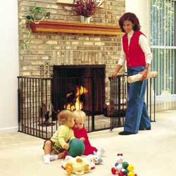 Choosing a Safe and Quality Fireplace Screen by Joel Sussman