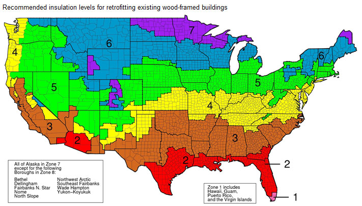 How Much Insulation Does Your Home Need Part 2